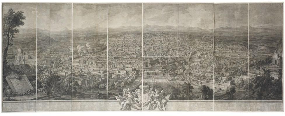 VASI, Giuseppe (1710-1782). Pr