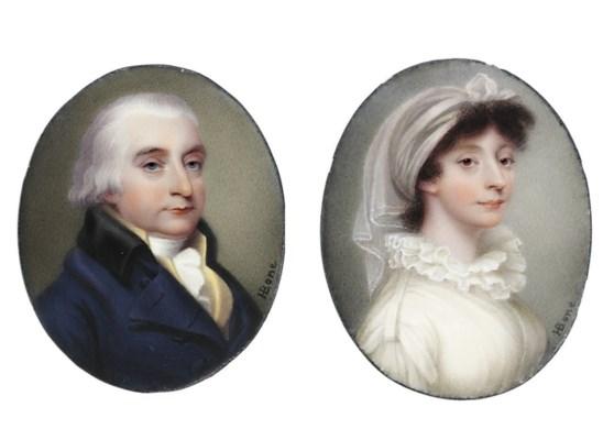HENRY BONE (BRITISH, 1755-1834