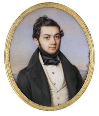 JOSUÉ DOLLFUS (FRENCH, 1796-18
