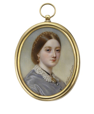 ANTON HÄHNISCH (AUSTRIAN, 1817