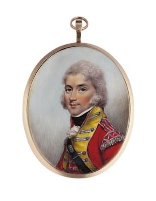 N. FREESE (BRITISH, FL. 1794-1