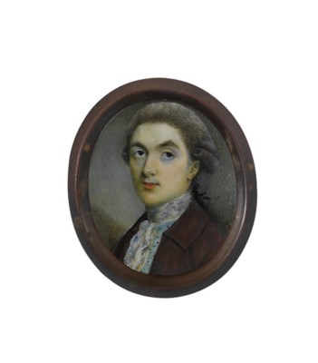 ENGLISH SCHOOL, CIRCA 1785