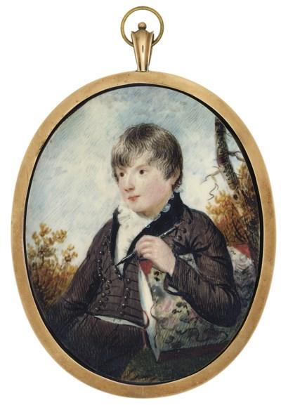 J. LEWIS (BRITISH, FL. 1801-18