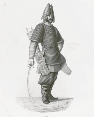 ARMS AND ARMOUR -- GILLE, Flor
