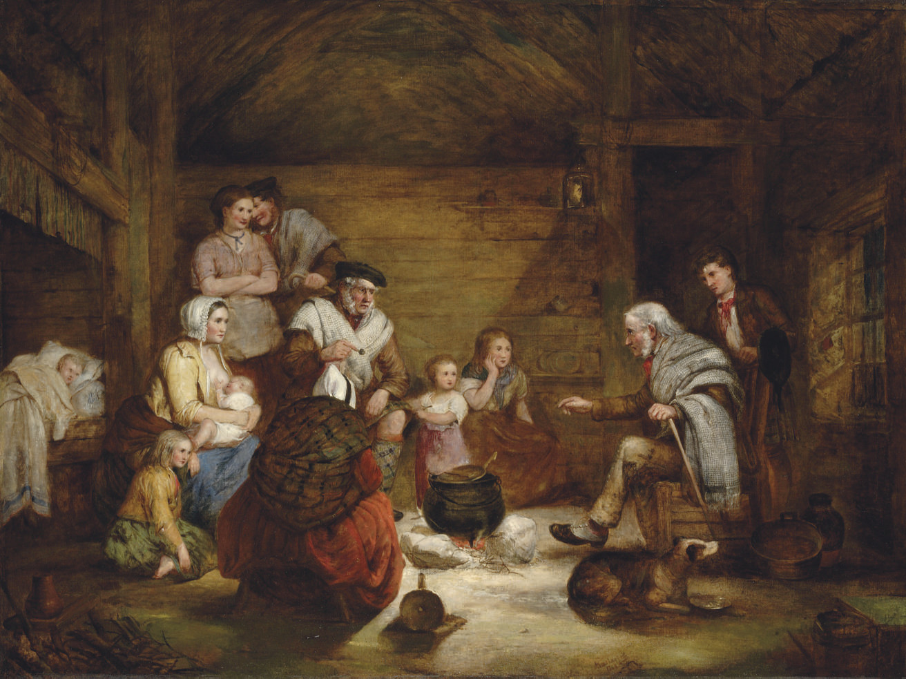 The Crofter's Home