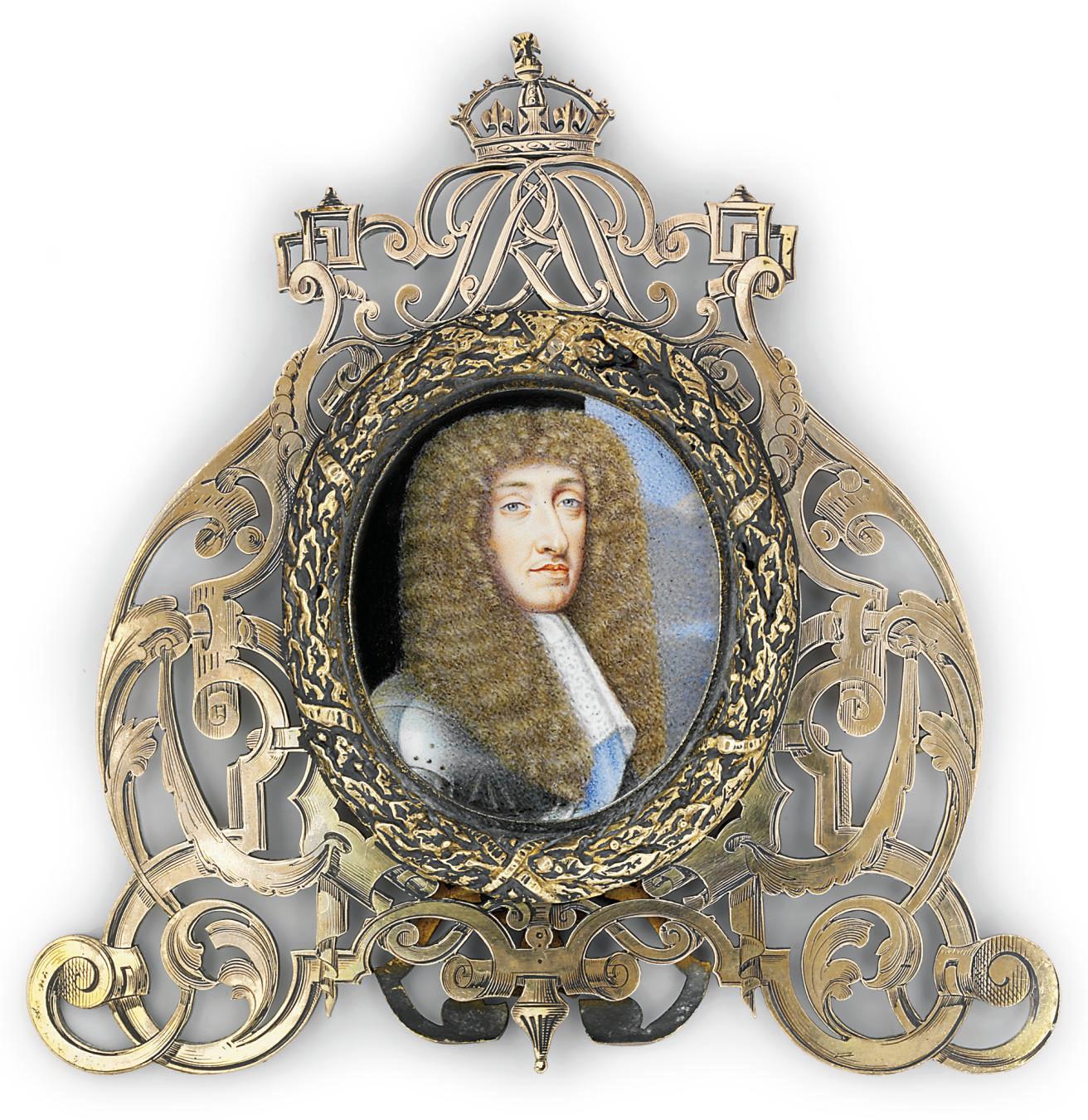 MICHAEL ROSSE (BRITISH, 1650-1