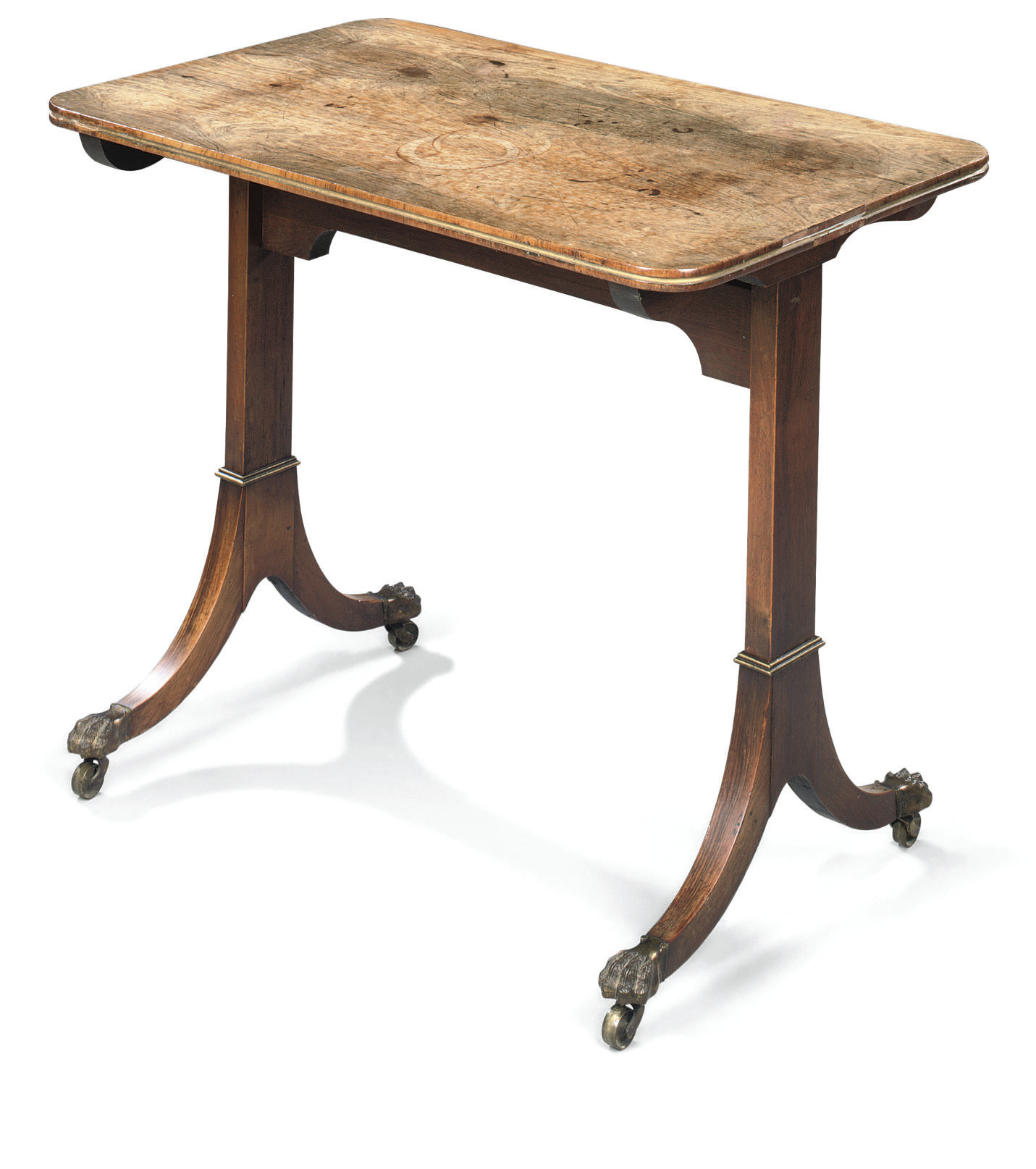 A REGENCY ROSEWOOD AND PARCEL-