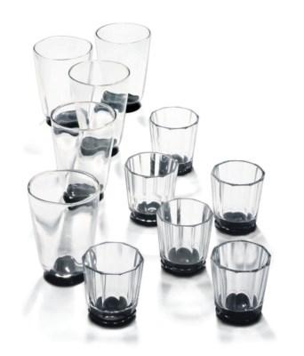 A COMPOSITE ORREFORS GLASS PAR
