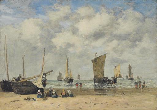 Eugène Boudin (1824-1898)