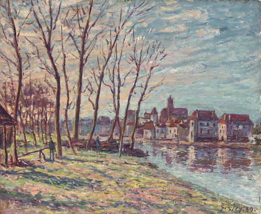 Alfred Sisley (1839-1899)