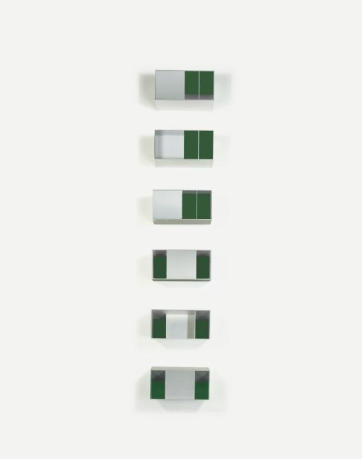 Untitled, 1988 (88-27 MENZIKEN)
