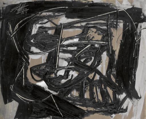 Retrato 68/Autoportrait