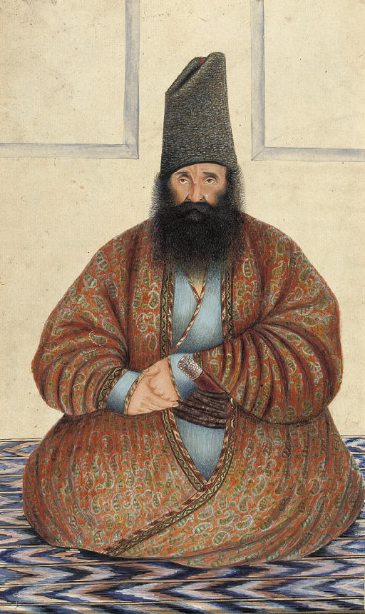 PORTRAIT OF MO'TAMED AL-DAWLA