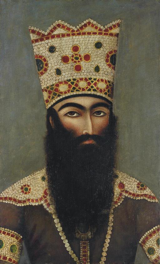A SON OF FATH 'ALI SHAH QAJAR