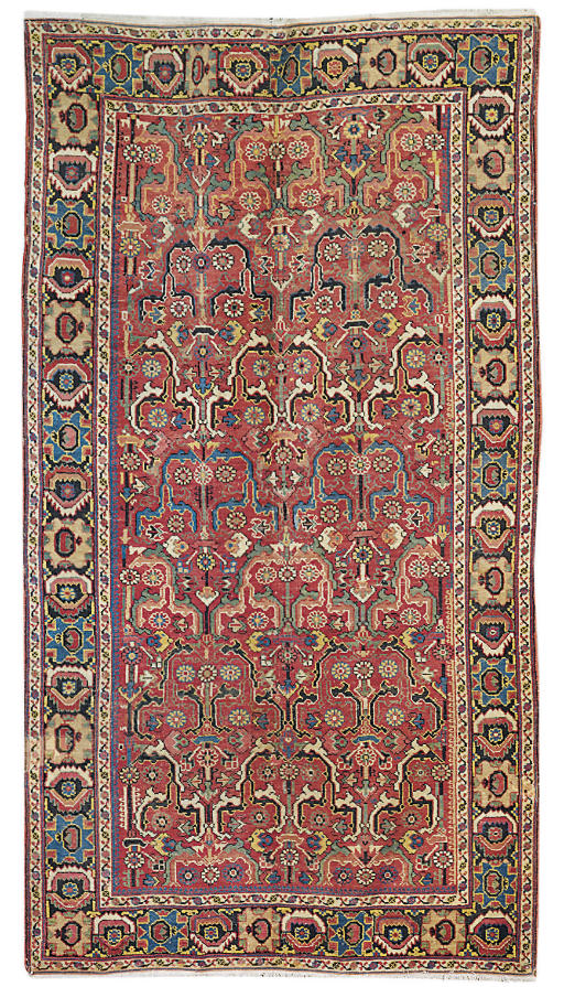 A NORTH WEST PERSIAN RUG