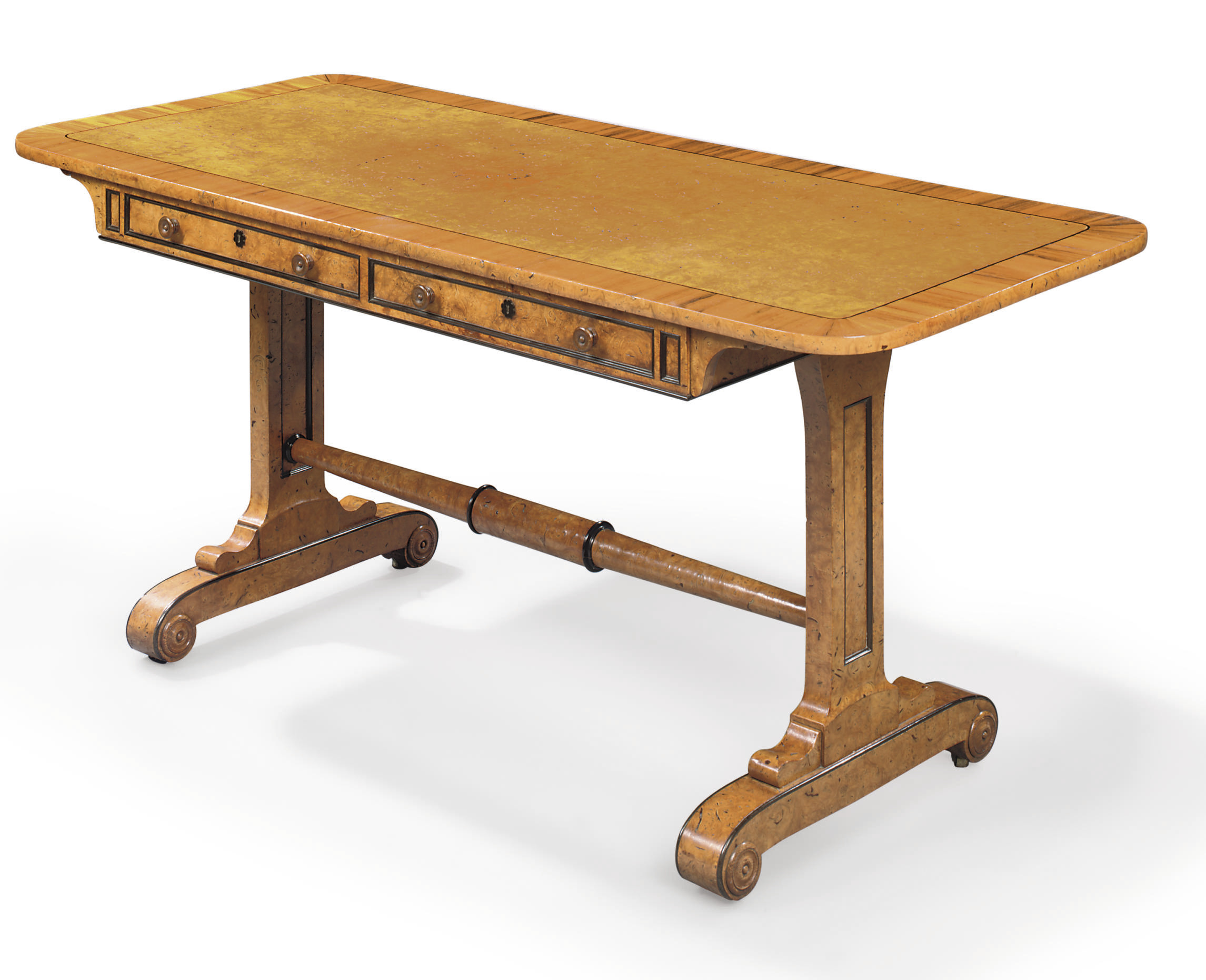 A REGENCY BROWN OAK, GONCALO A