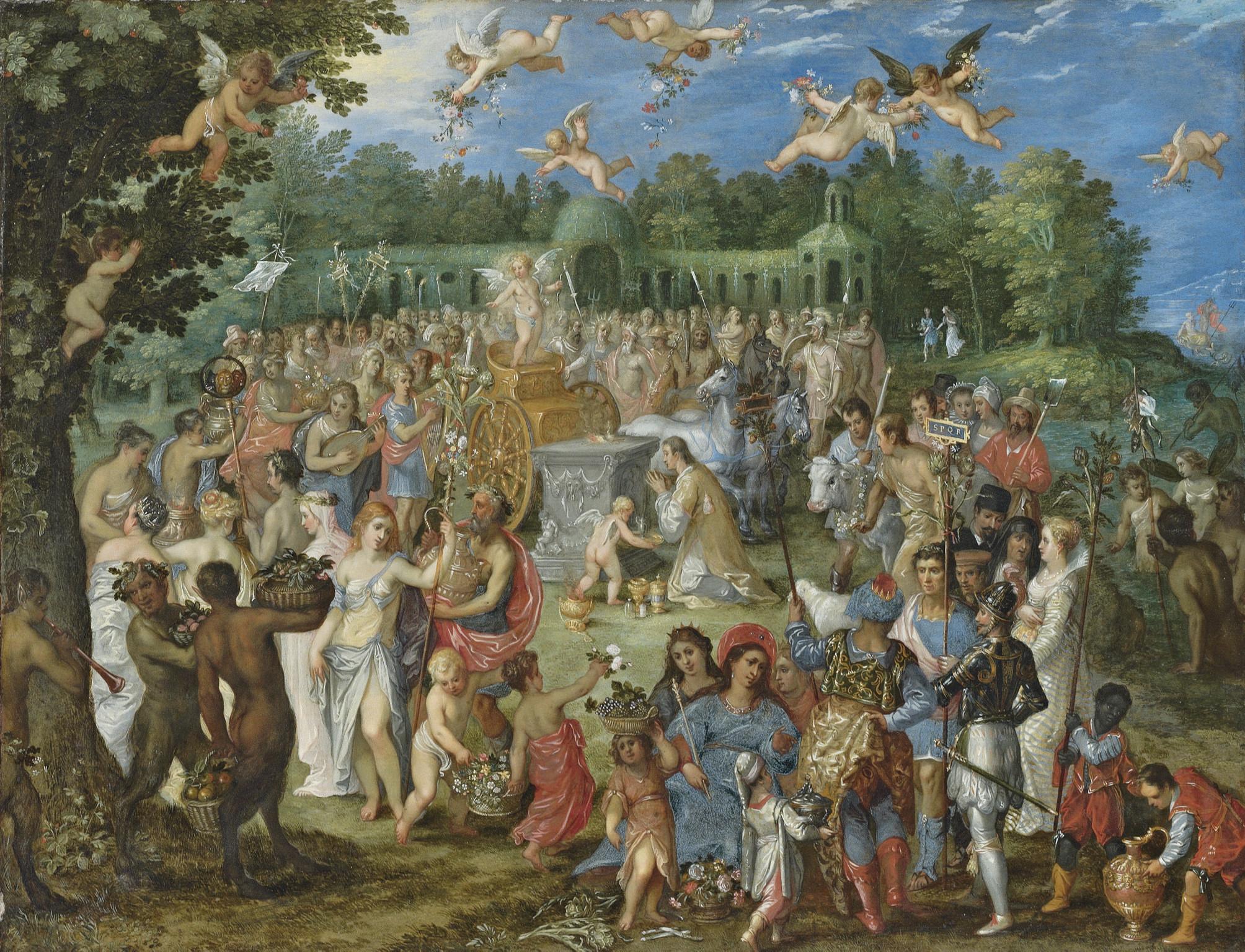 Hendrick van Balen I (Antwerp