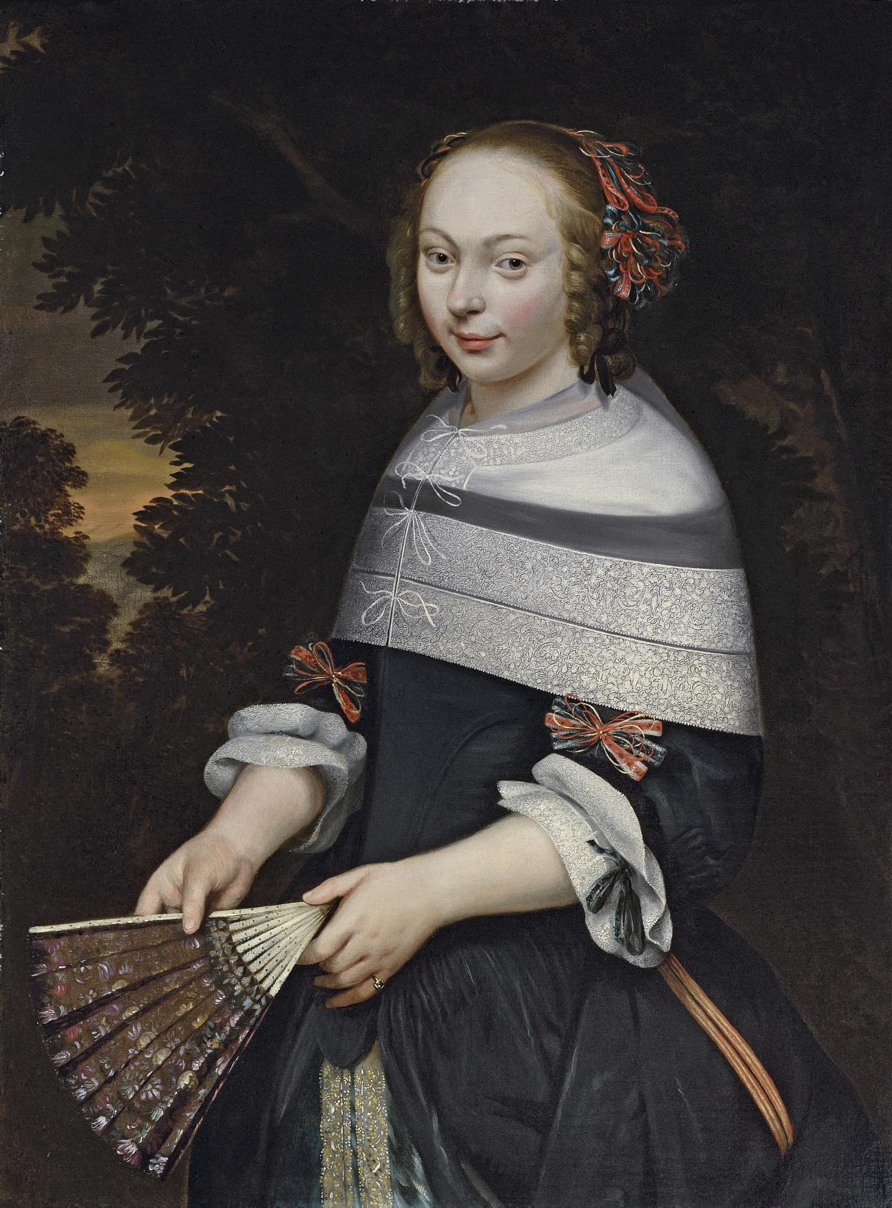 Dutch School, circa 1650