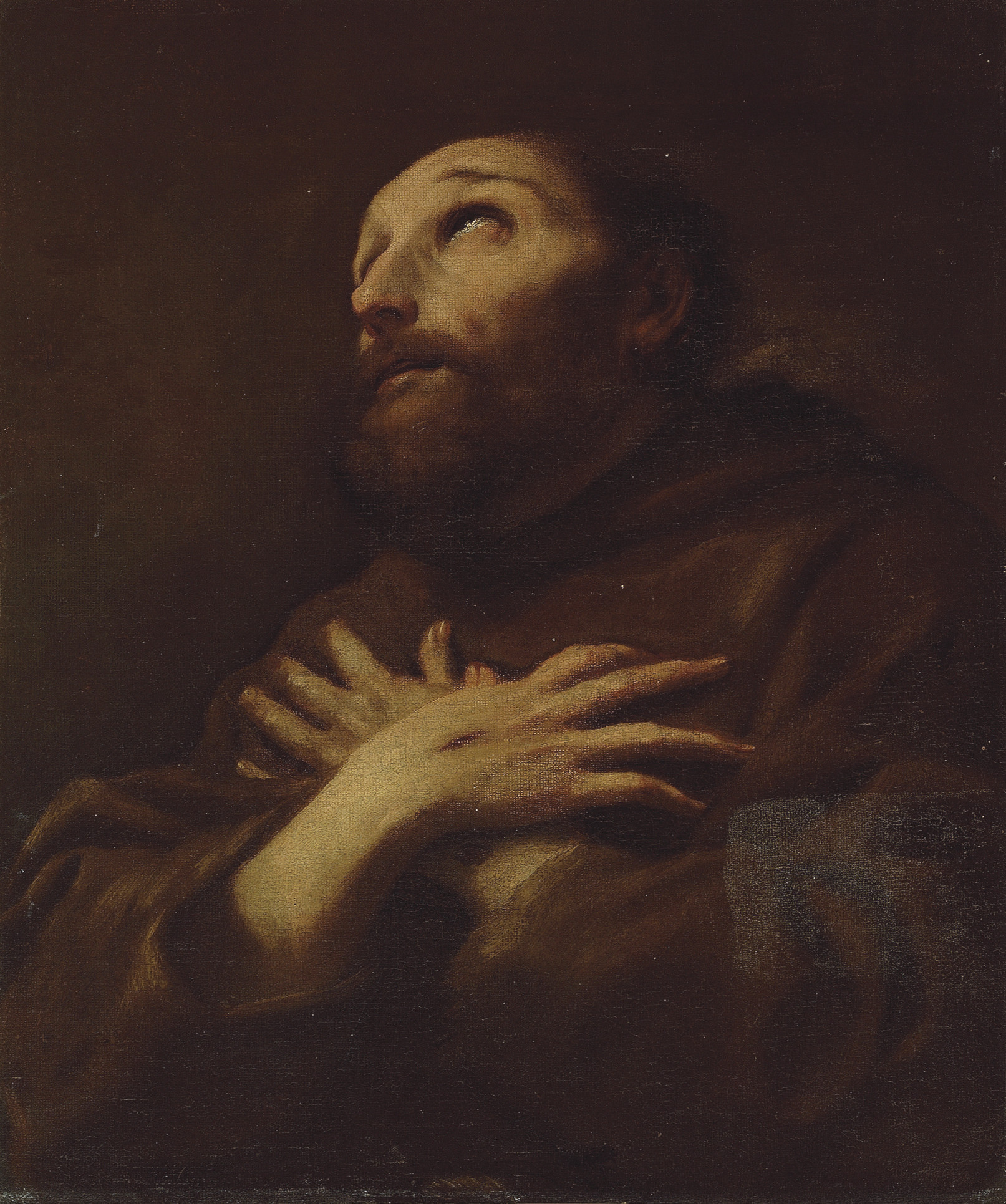 The Ecstasy of Saint Francis