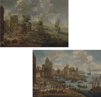 Pieter Casteels II  (c. 1650-a
