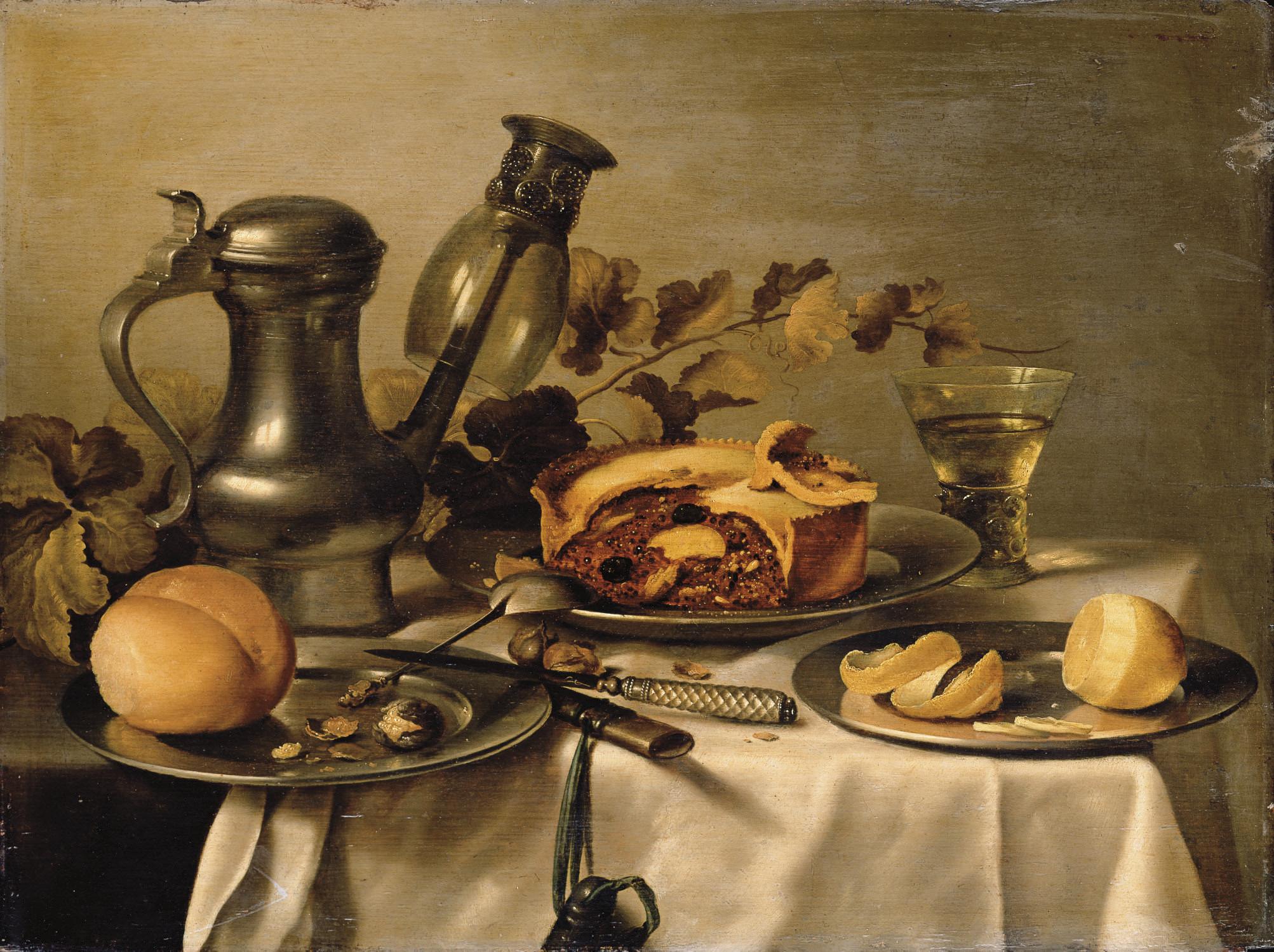 Studio of Pieter Clasez. (Berchem 1597/8-1660 Haarlem)