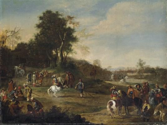 Lambert de Hondt (Flemish, bef