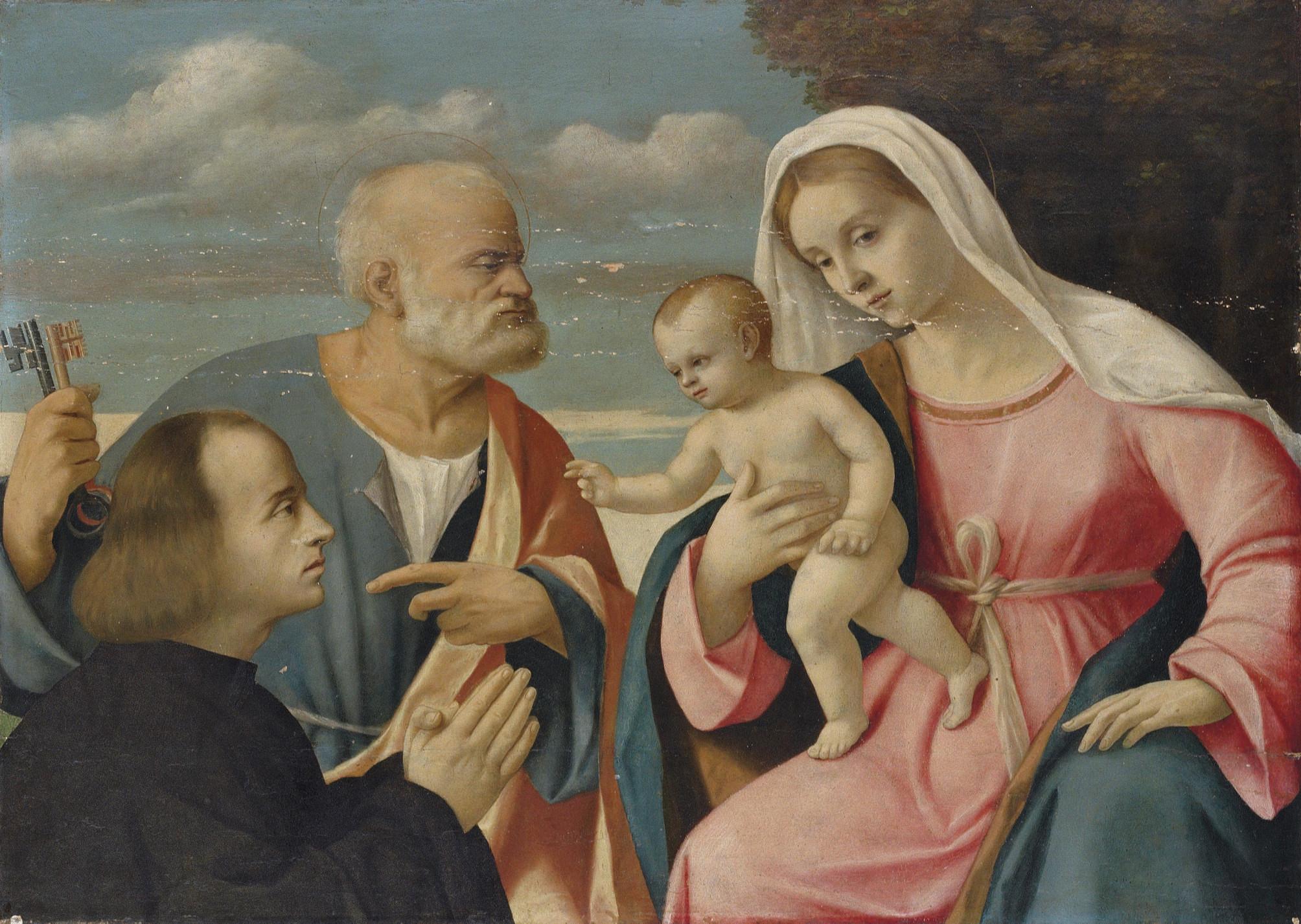 Girolamo da Santacroce (Santa