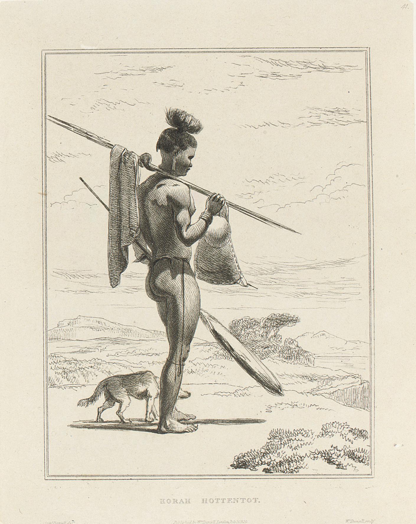 DANIELL, Samuel (1775-1811). S