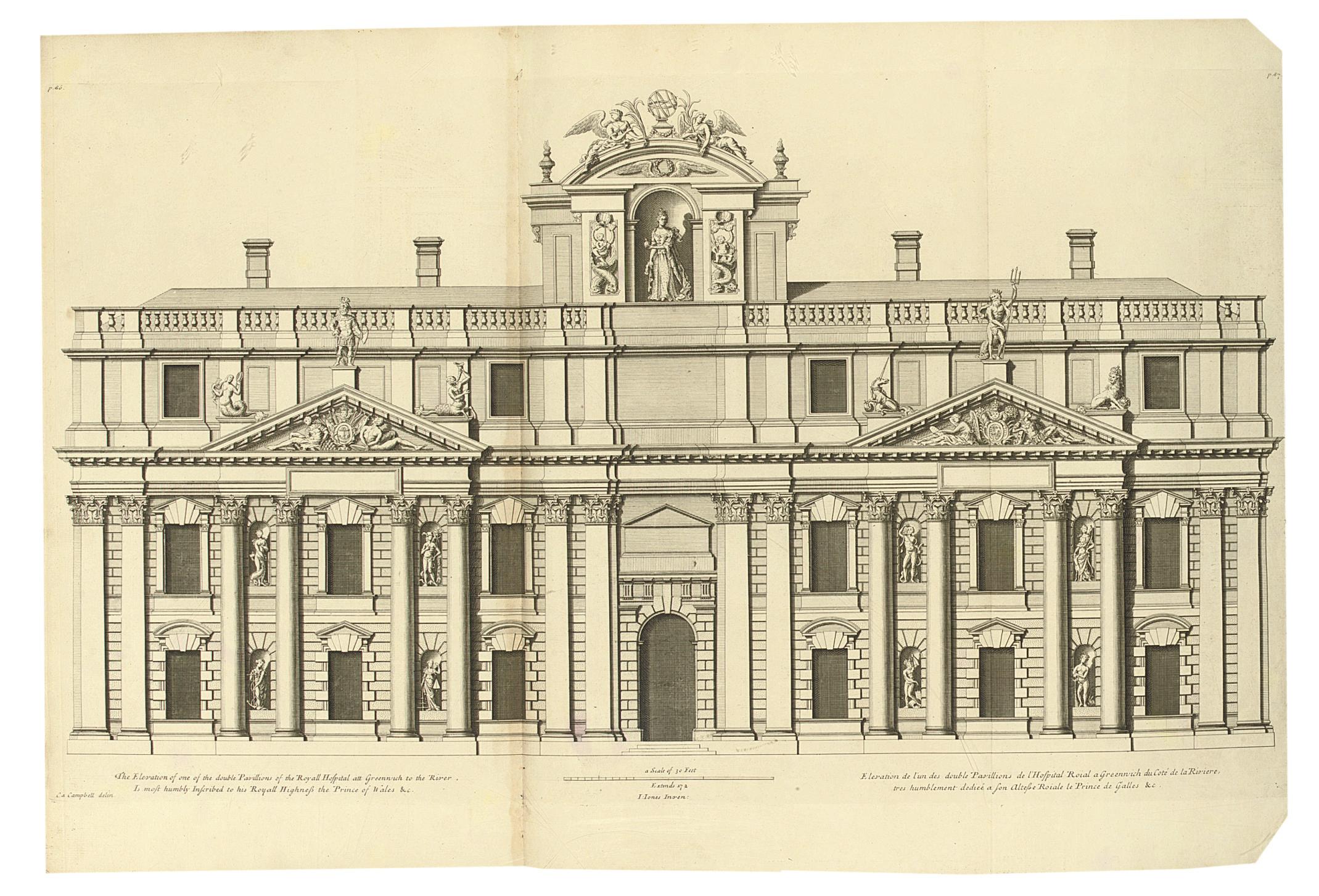 CAMPBELL, Colin (fl. 1715-1729