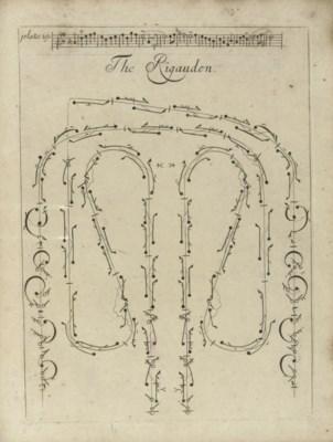 FEUILLET, Raoul-Auger (1659 or