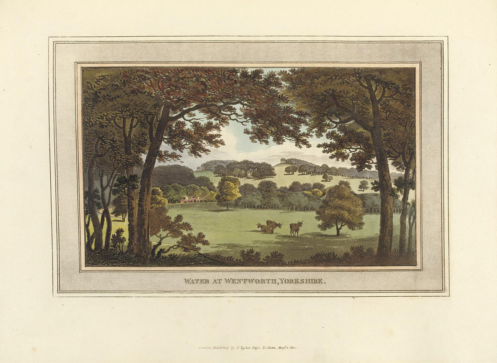 REPTON, Humphry (1752-1818). O