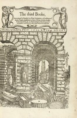 SERLIO, Sebastiano (1475-1554)