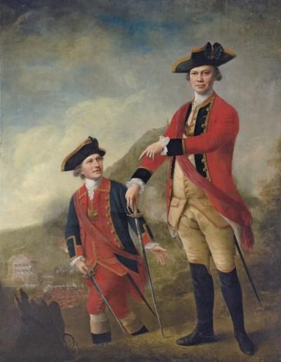 Nathaniel Hone, R.A (1718-1784