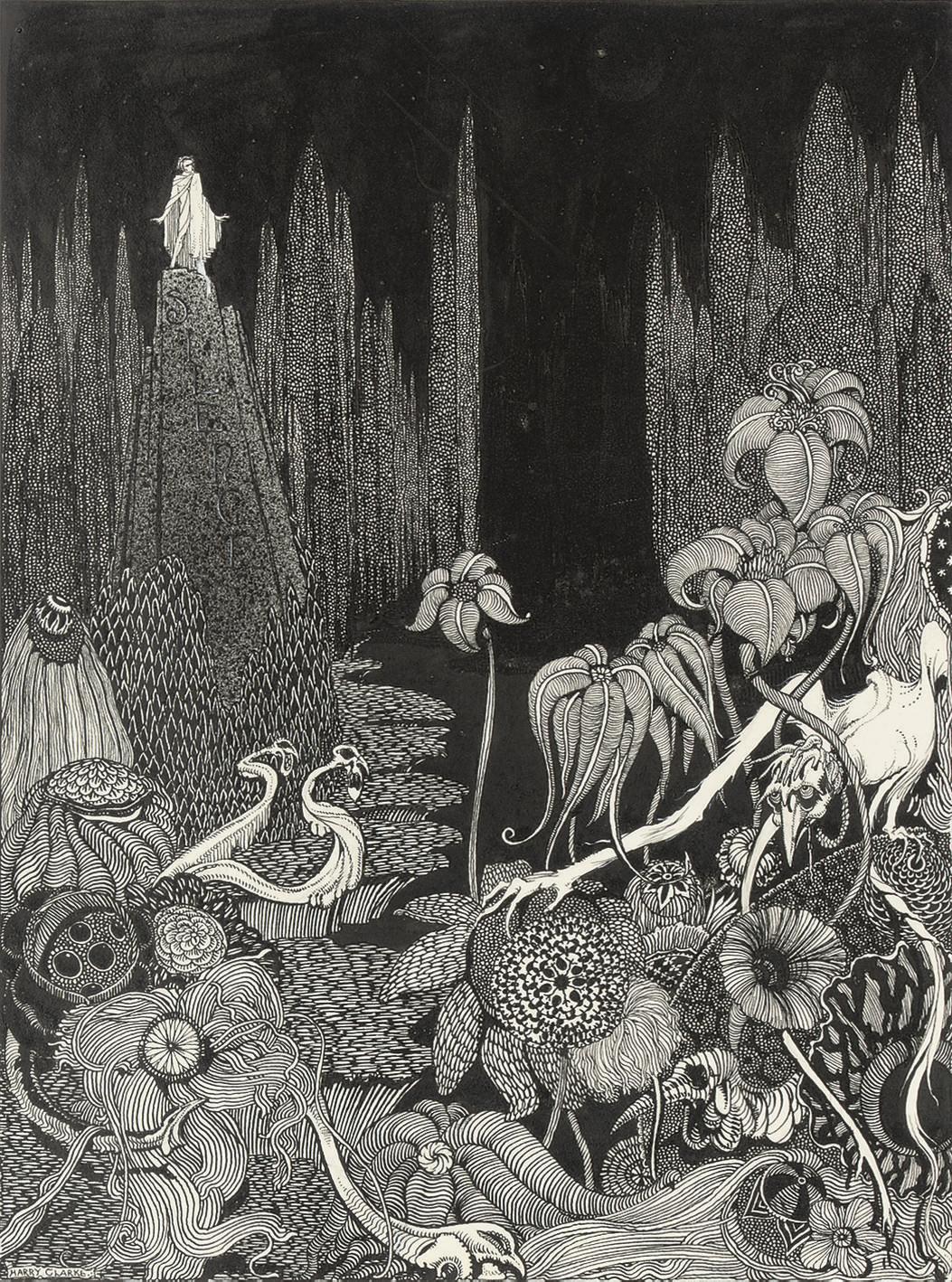 Harry Clarke, R.H.A. (1889-193