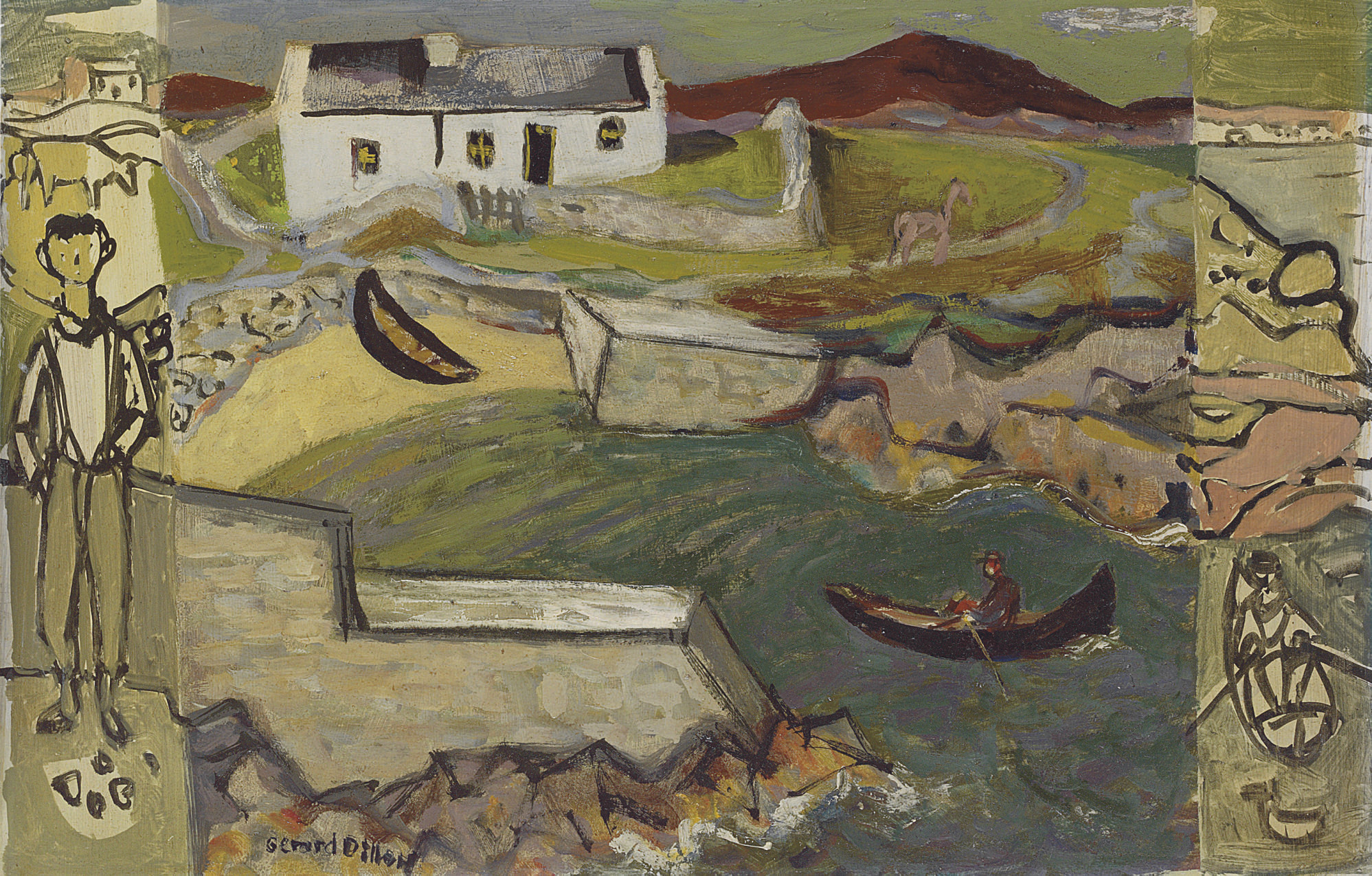 Gerard Dillon (1916-1971)