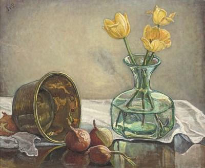 Hilda van Stockum, H.R.H.A. (b