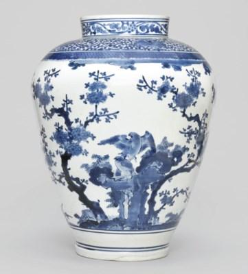 An Arita Jar