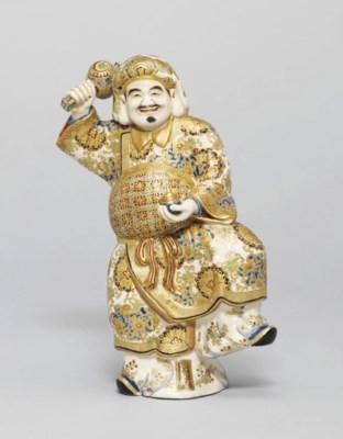 A Satsuma Figure
