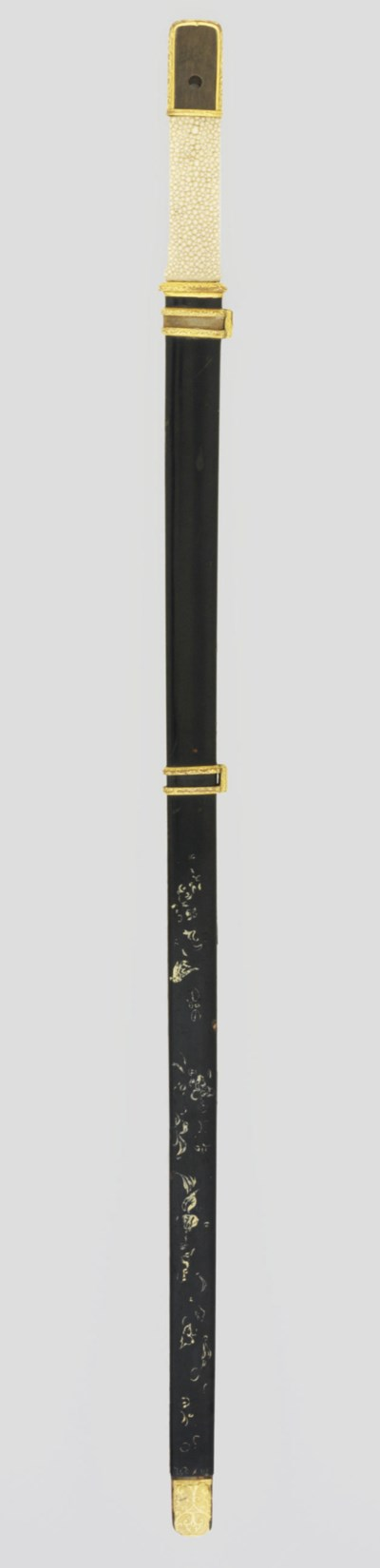 A CHOKUTO [straight sword]
