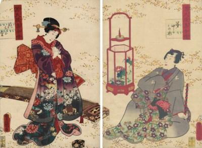 Utagawa Kunisada (1786-1864)