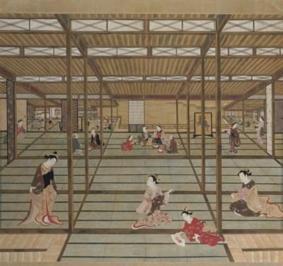 Edo Period (late 18th - early