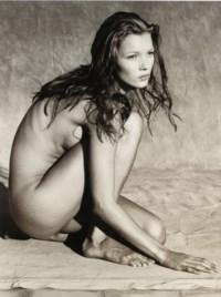 Kate Moss, Marrakech, January, 1993