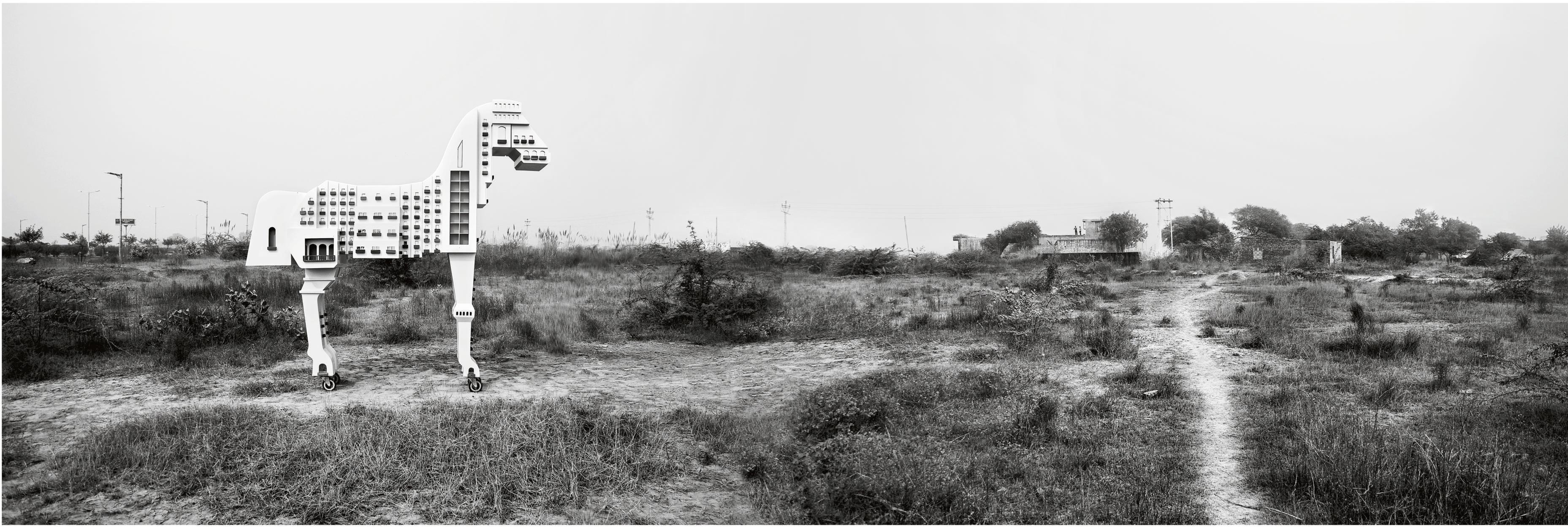 GIGI SCARIA (B. 1974)
