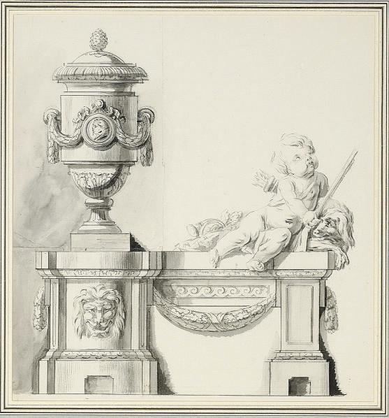 French School, circa 1770