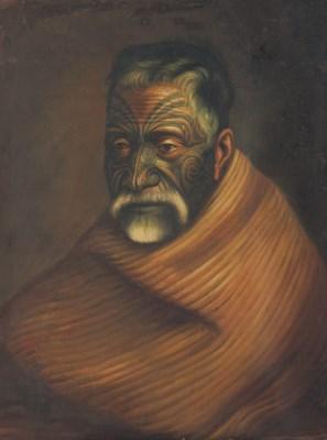 Gottfried Lindauer (1839-1926)