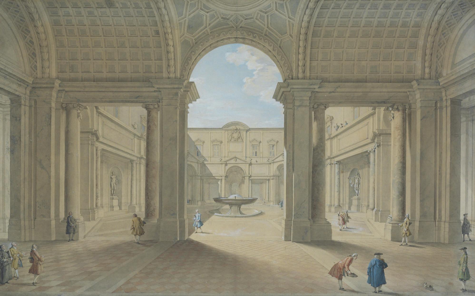 Francesco Panini (Rome 1745-18