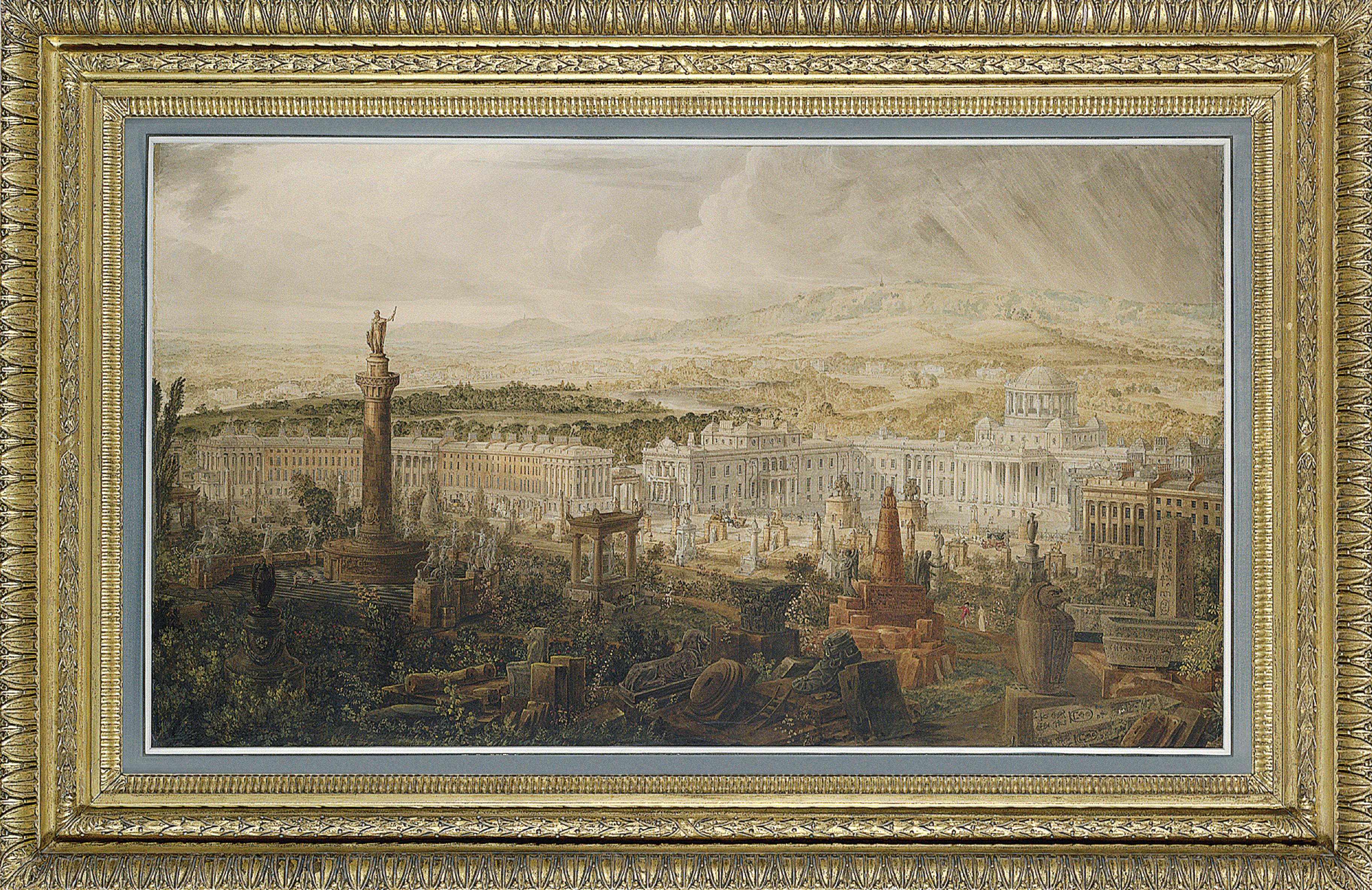 Joseph Michael Gandy, A.R.A. (