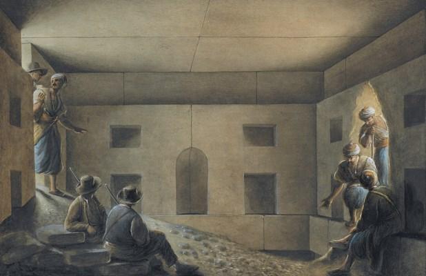 Luigi Mayer (circa 1755-1803)