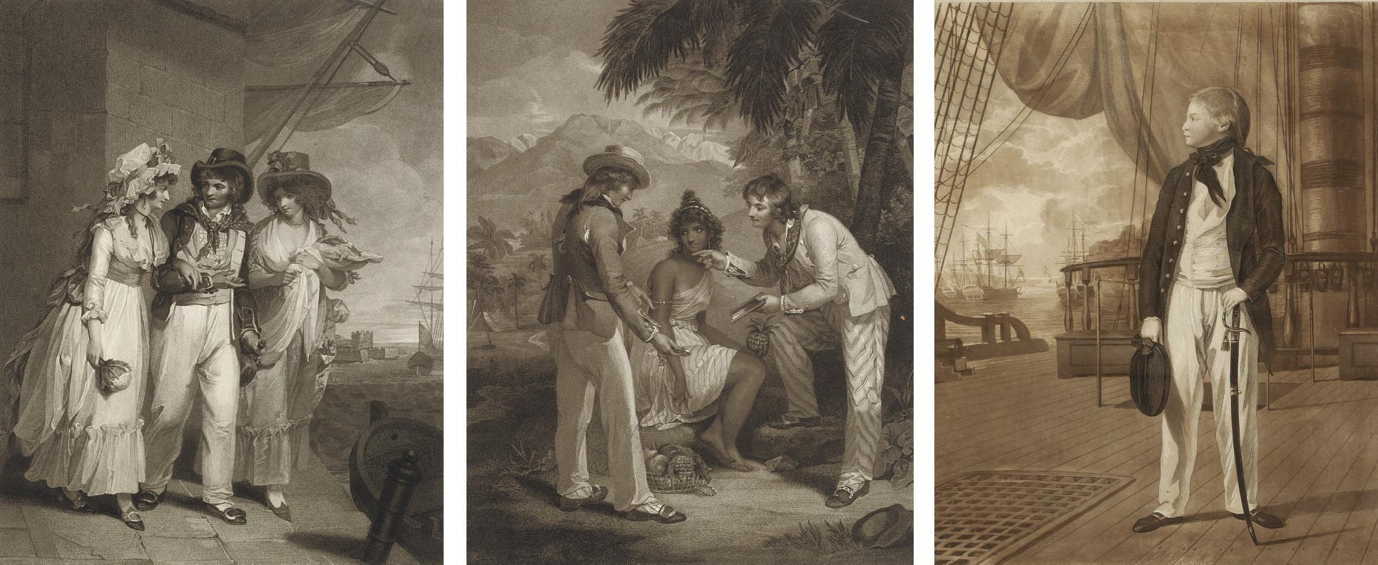 After Henry Singleton, R.A.