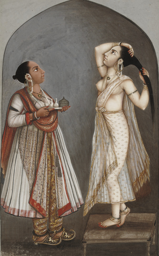 Lucknow School, circa 1790-180